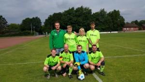 Das Team des 2. Spieltages