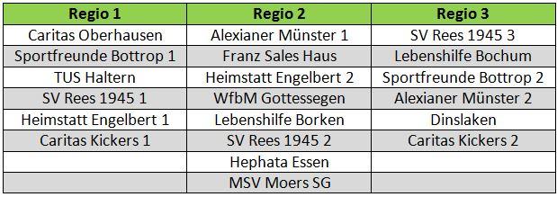 Regio-Ligen